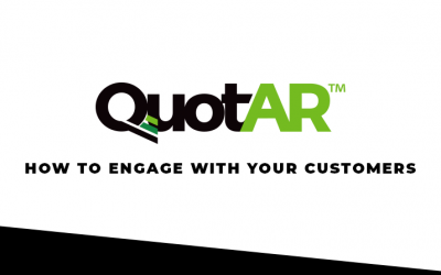 QuotAR | How to engage your customers