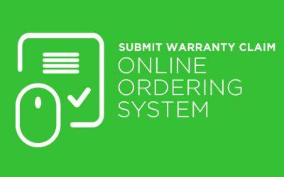 Submit Warranty Claim