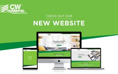 New CW Systems Website