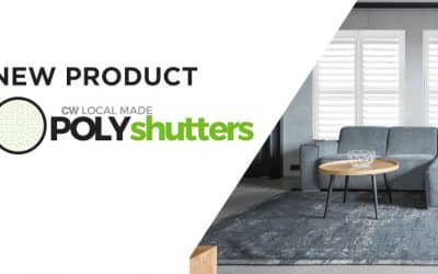 New Product | Local Made Poly Shutters
