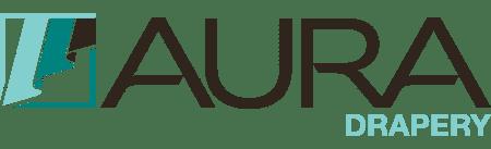 brand page bottom logo aura drapery