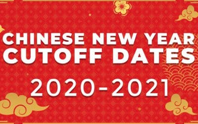 Chinese New Year 2021 Cut Off Date